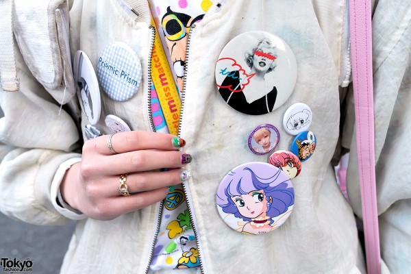 Creamy Mami & Other Badges
