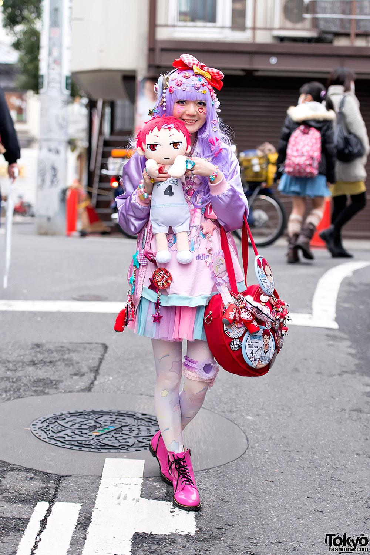 Harajuku Decora in Milklim & 6%DOKIDOKI