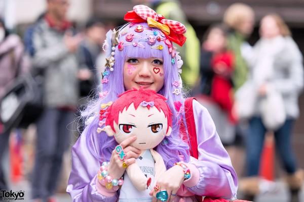 Kawaii Harajuku Decora Fashion