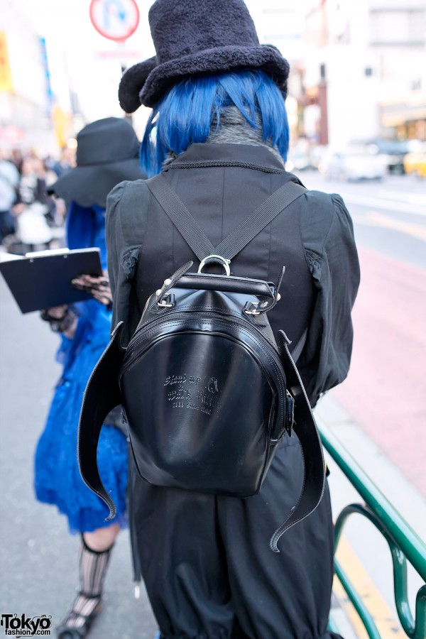 Patchy Devil Wings Backpack