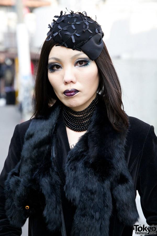 Dark Gothic Makeup