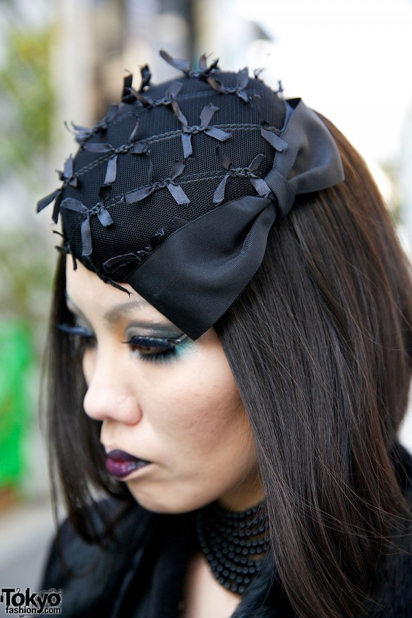 CA4LA Bow Hat