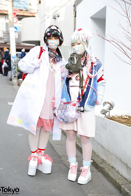 Harajuku Decora Nurses