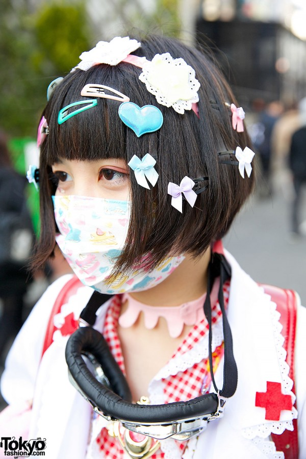 Decora Hair & Face Mask