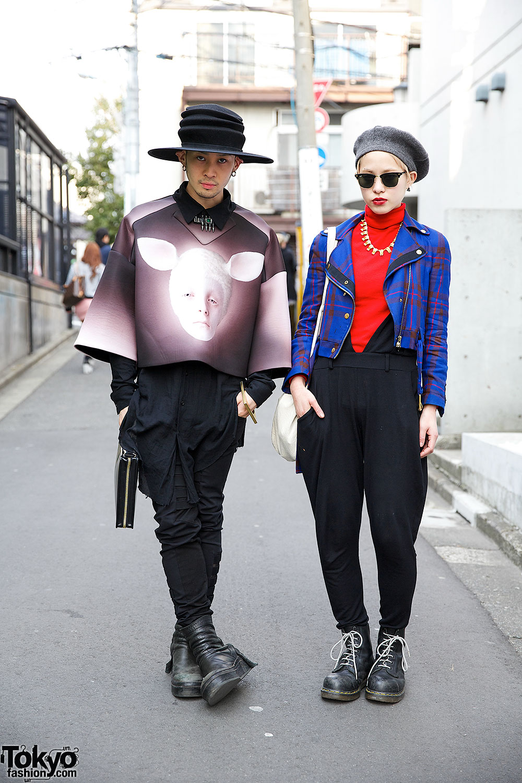 Juun.J x Gucci in Harajuku