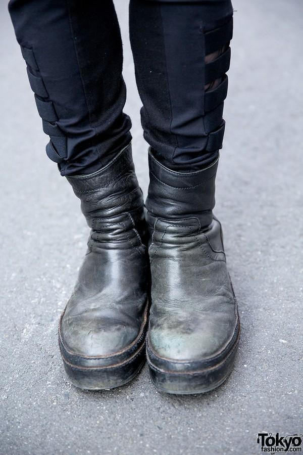 Julius Japan Boots