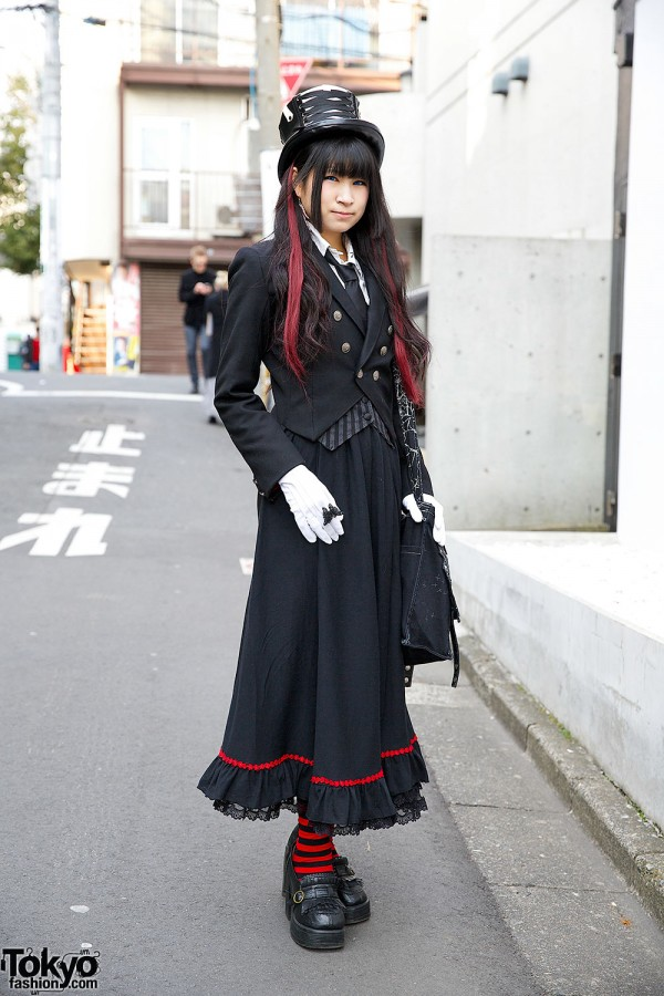 Gothic Harajuku Fashion