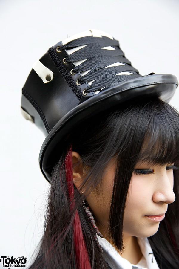 Corset Top Hat