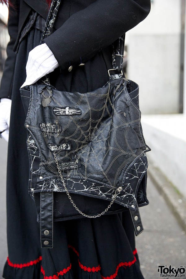 Spiderweb h.NAOTO Bag