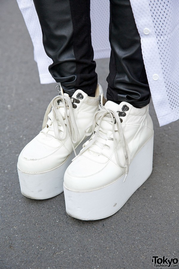 WEGO Flatforms in Harajuku