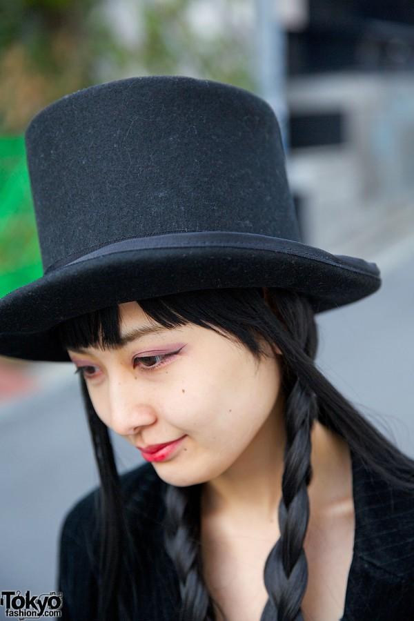 Harajuku Top Hat