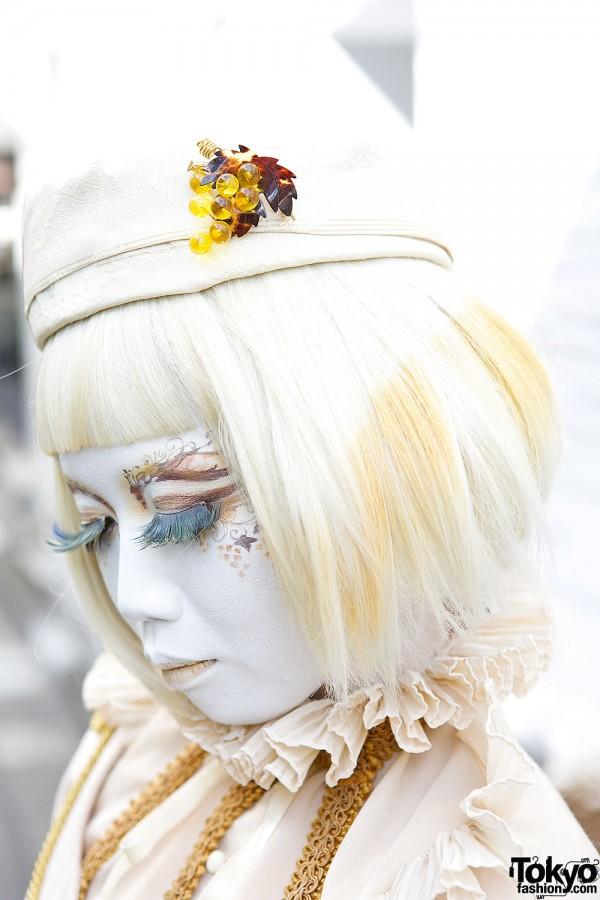 Shironuri Make-up