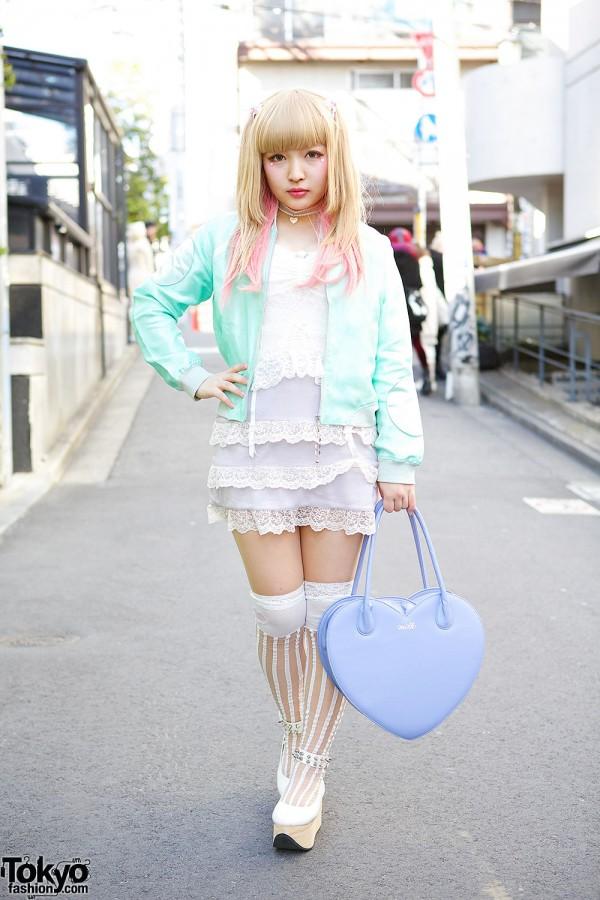 Forever21, Katie & Milk Pastel Fashion