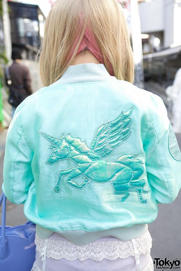 Pegasus Bomber Jacket