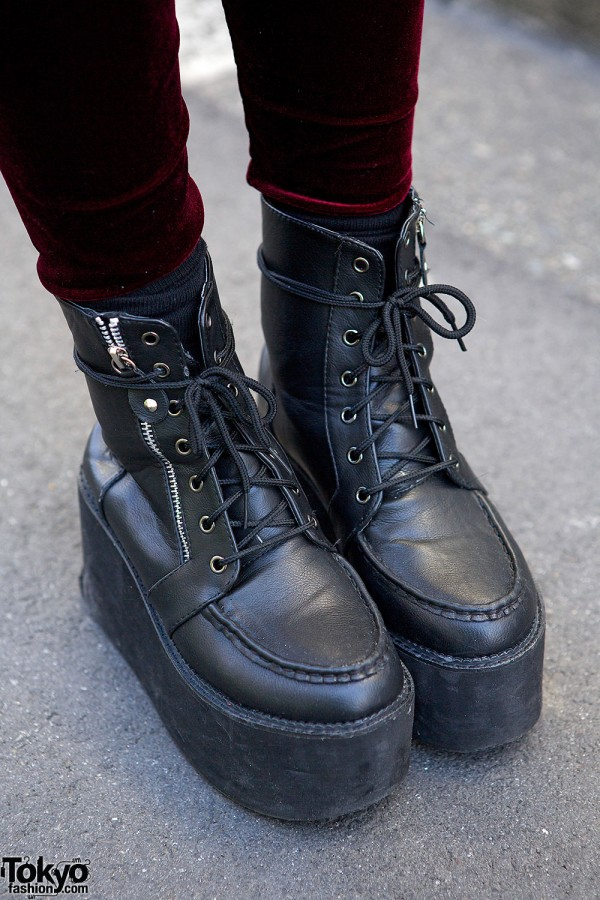 Tokyo Chiip Lovers Boots