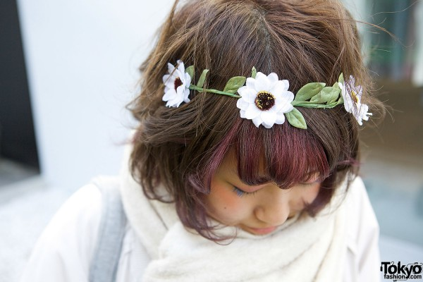 Flower Headband