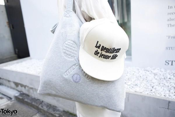 Tote Bag & Cap