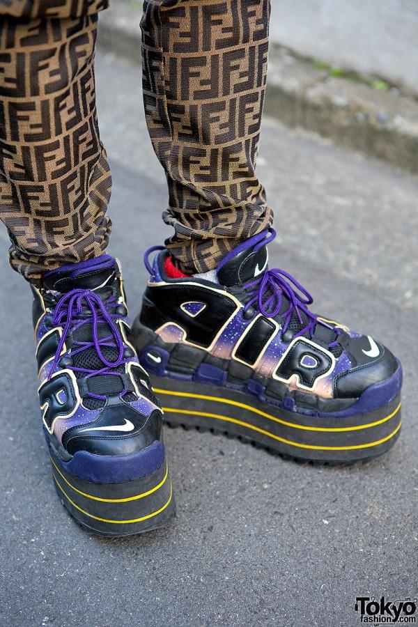 Nike Air Platform Sneakers