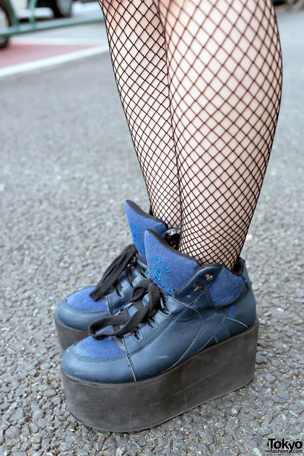 3rd by Vanquish Platform Sneakers