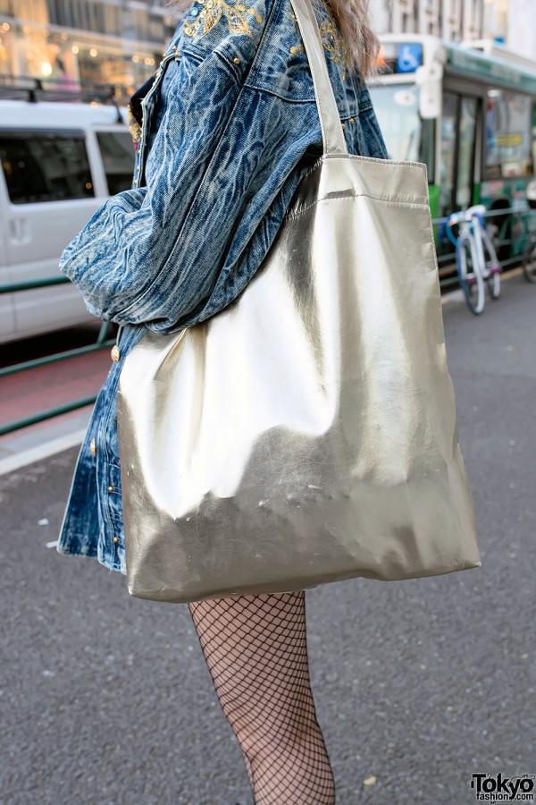 God GU Bag in Harajuku
