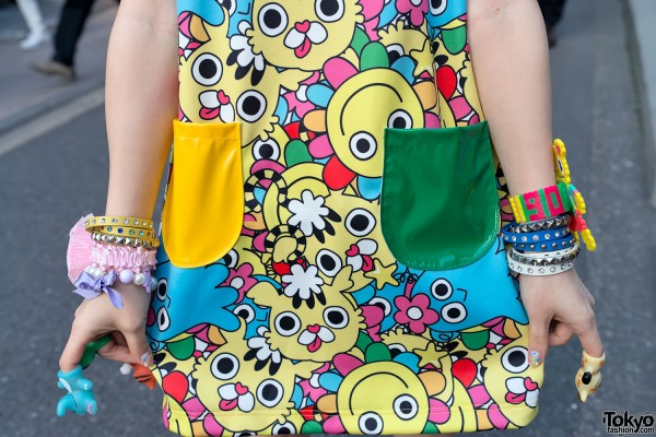 Cute Dress by the Japanese Fashion Brand 90884