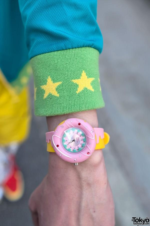 Kawaii Dress 'N Dazzle Watch