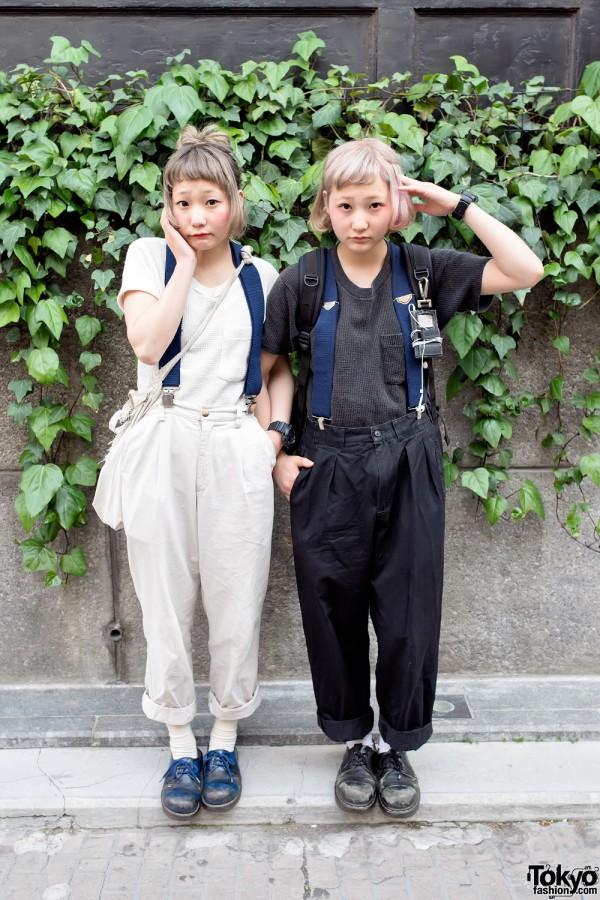 Cute Resale Fashion & Suspenders