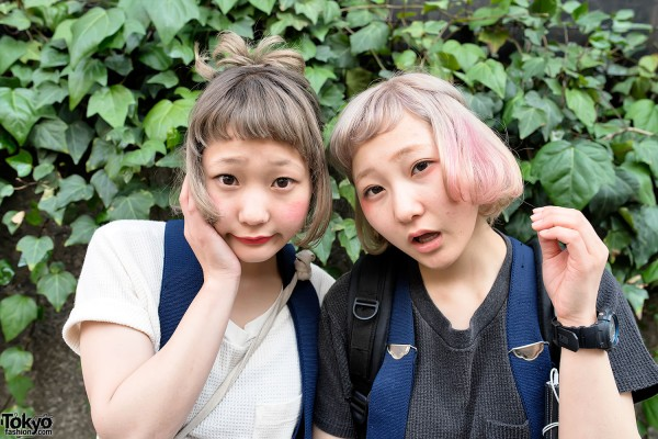 Harajuku Twins Style