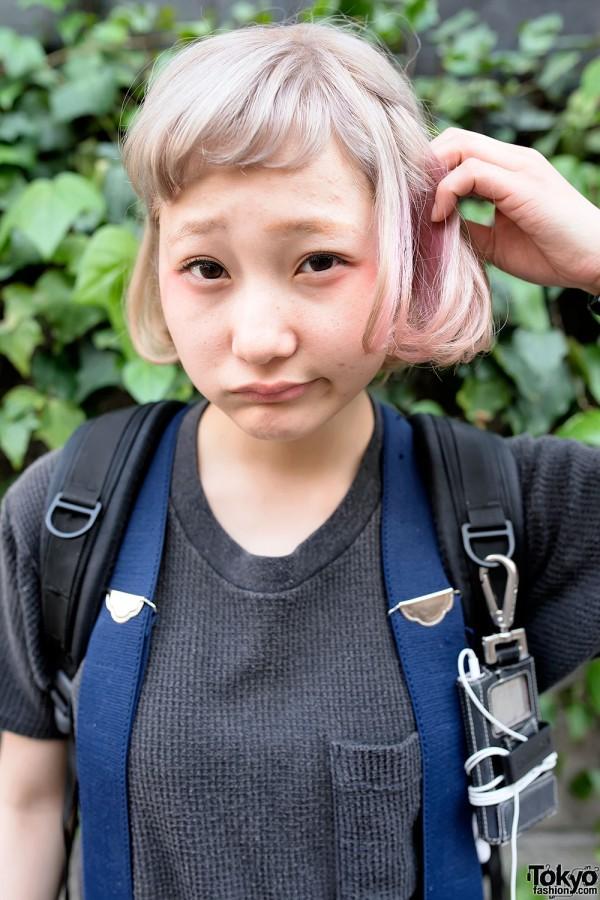 Naru in Harajuku Resale Style