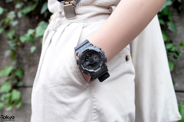Casio G-Shock Watch in Harajuku