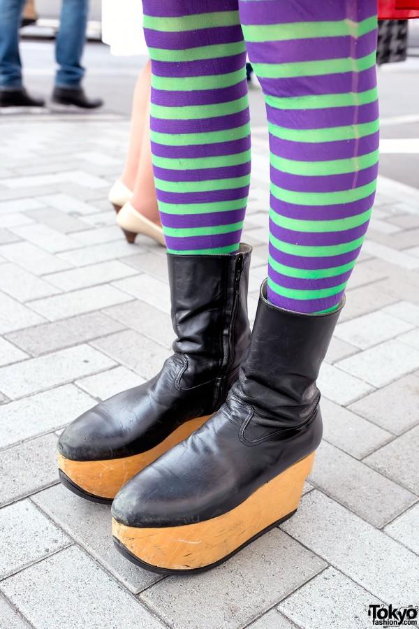 Classic Vivienne Westwood Rocking Horse Shoes