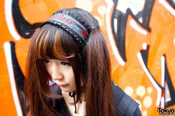 Hellcatpunks Headdress