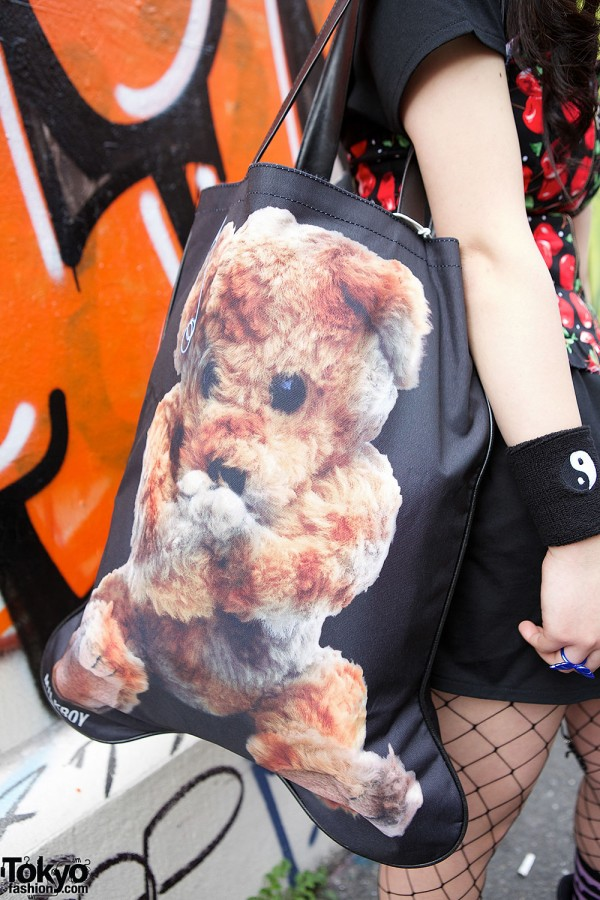 Milk Boy Teddy Tote