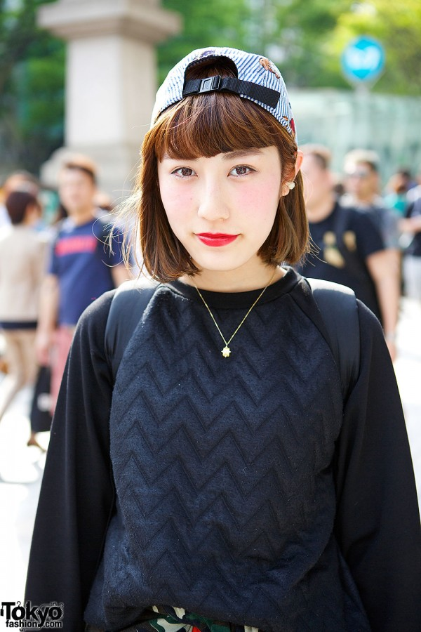 Toga Sweater in Harajuku