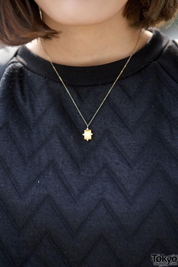 Cosmic Wonder Necklace