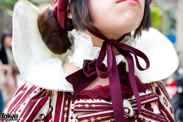 Lolita Ribbon Choker