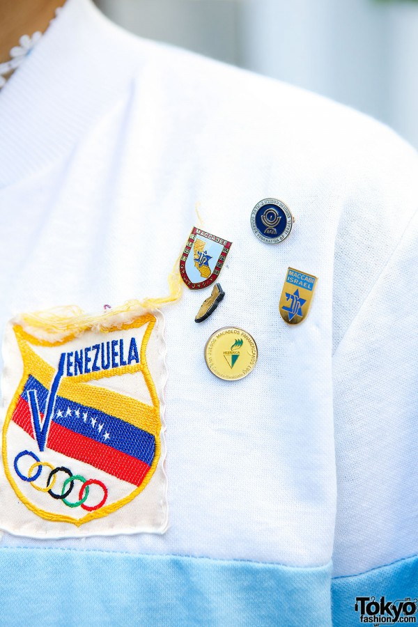 Pins & Badges