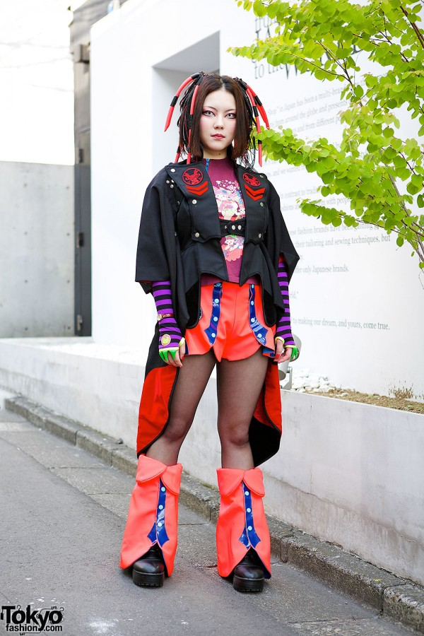 Bazookistan Wearing Takuya Angel