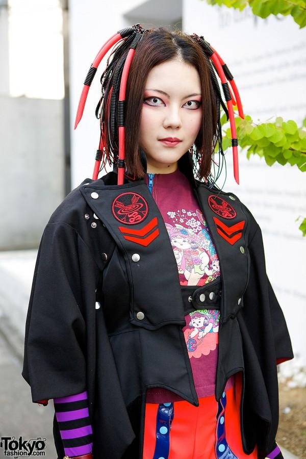 Takuya Angel Coat & Top