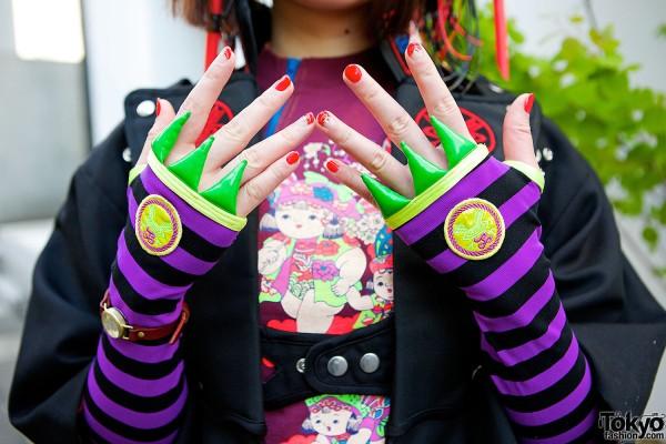 Takuya Angel Claw Arm Cover
