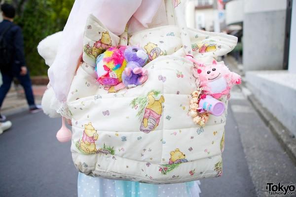 Yakusoku Koenji Bag by Freckleat