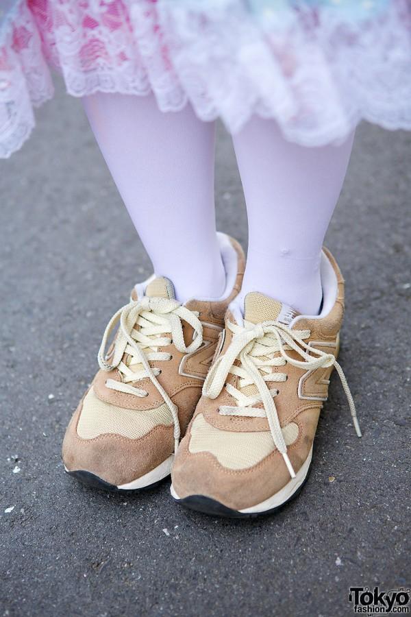 Retro New Balance Sneakers
