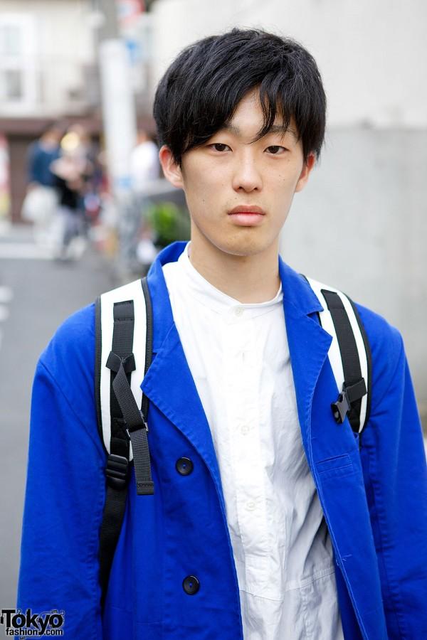 Beams Harajuku Men's Style