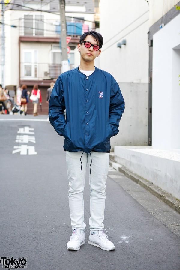 Style Icon Tokyo Designer in Harajuku