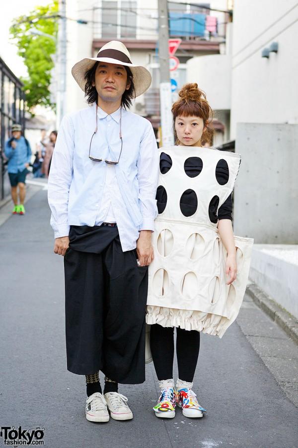 Comme des Garcons in Harajuku