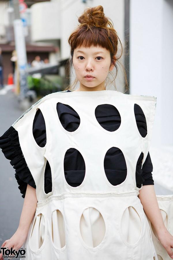 Comme des Garcons Cutout Dress