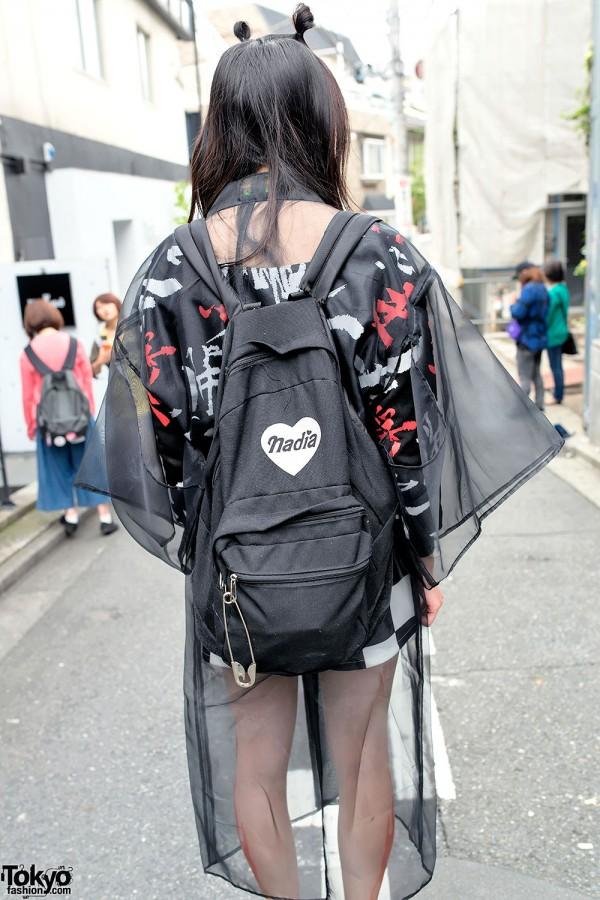 Nadia Harajuku Backpack
