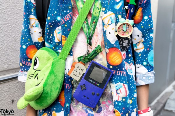 Gameboy Color & Hello Kitty