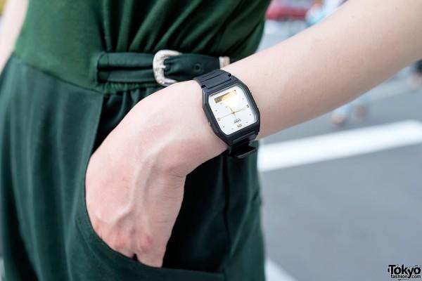 Casio Wrist Watch in Harajuku