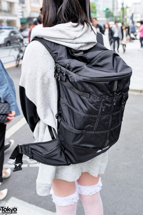 Large Harajuku Backpack